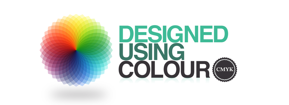 Designed using Colour